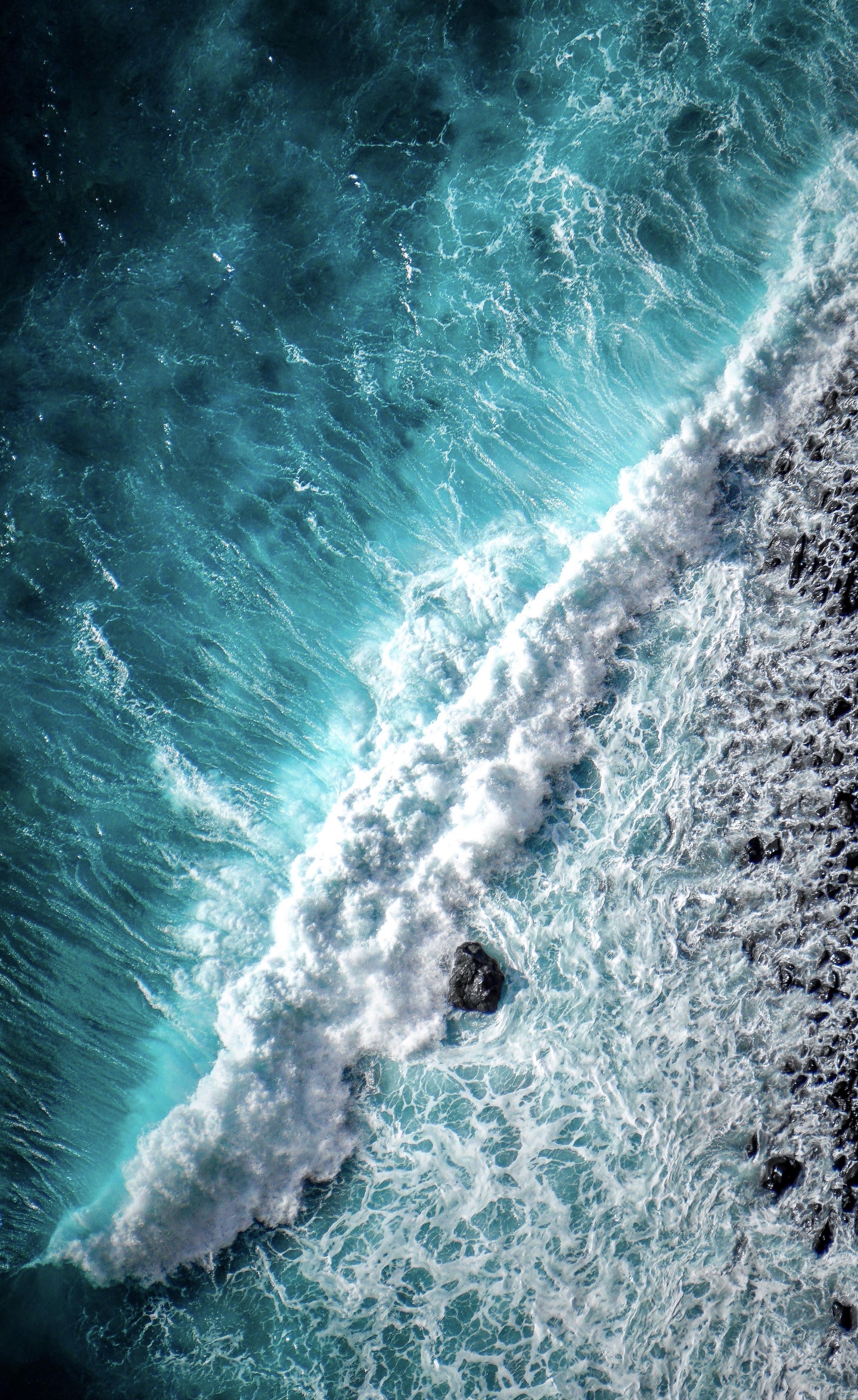 Ocean Wallpapers HD Download [500 HQ] Unsplash 2455x4006