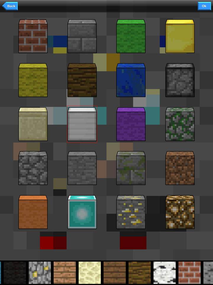 Minecraft Wallpaper Maker with Skins on