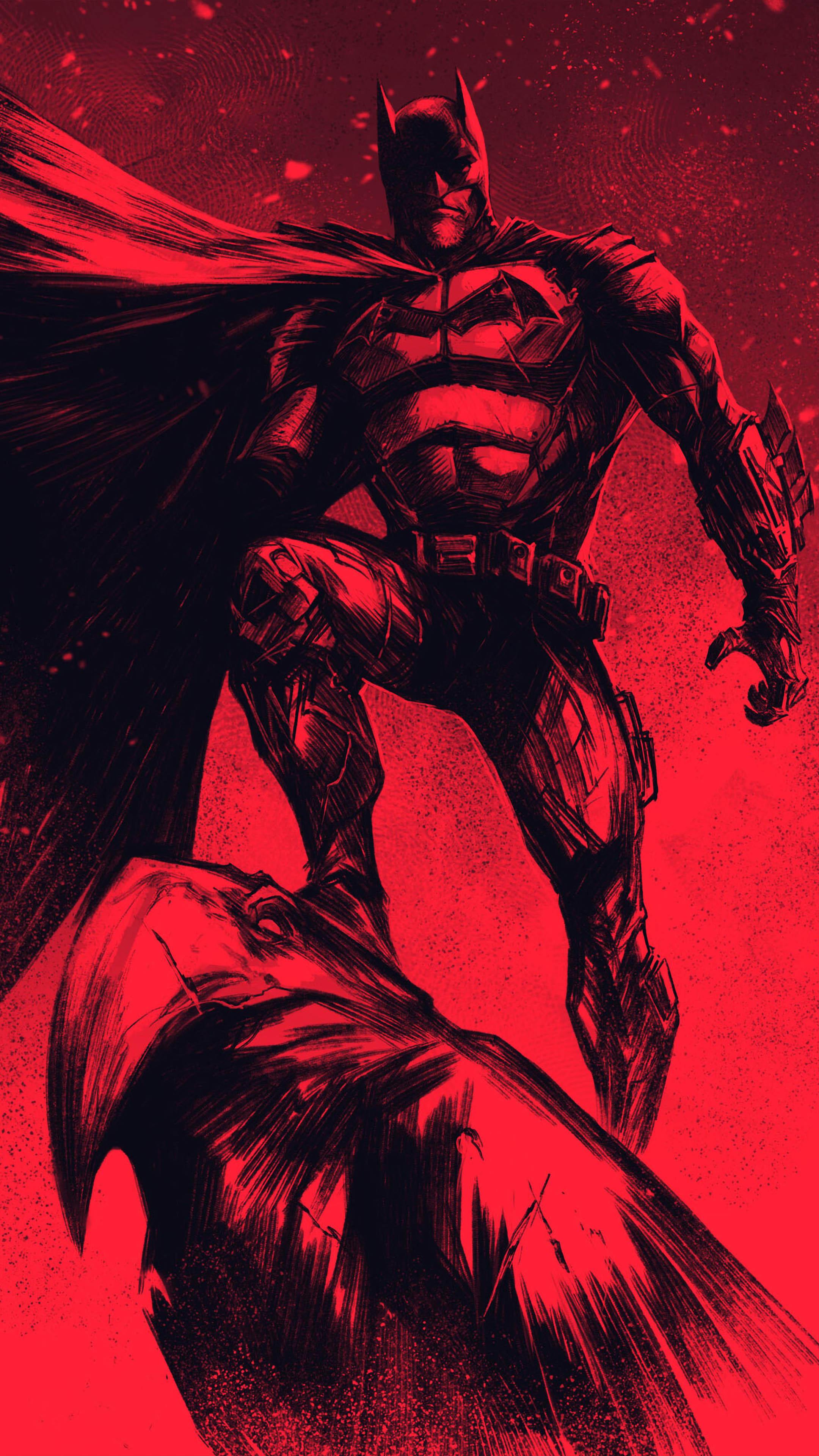 The Batman 2021 4K Ultra HD Mobile Wallpaper 2160x3840