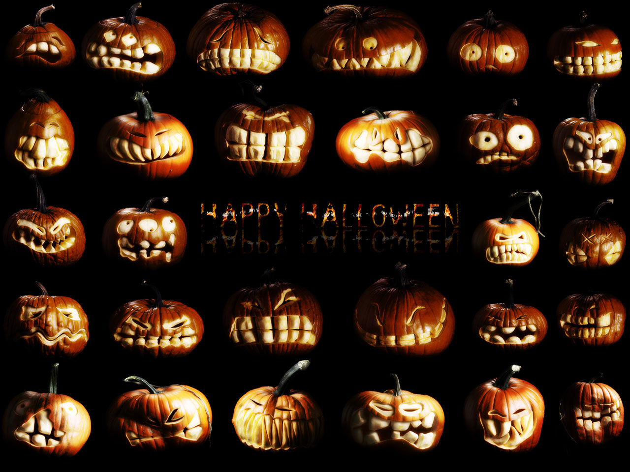 Scary Halloween Backgrounds Wallpaper Collection 2014 1280x960