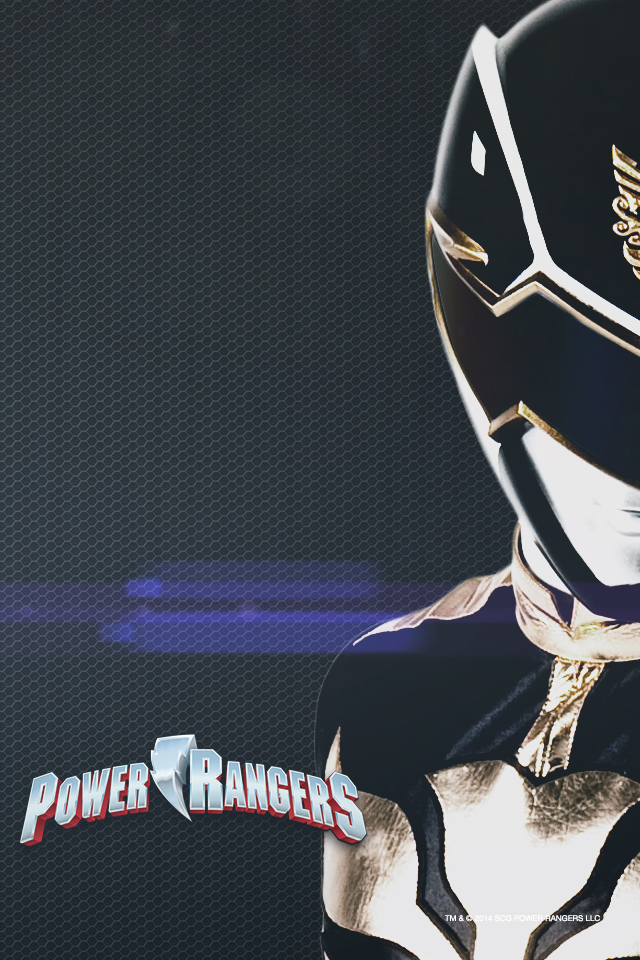 Power Rangers Wallpaper Megaforce Black Fun IPhone Wallpapers For 640x960