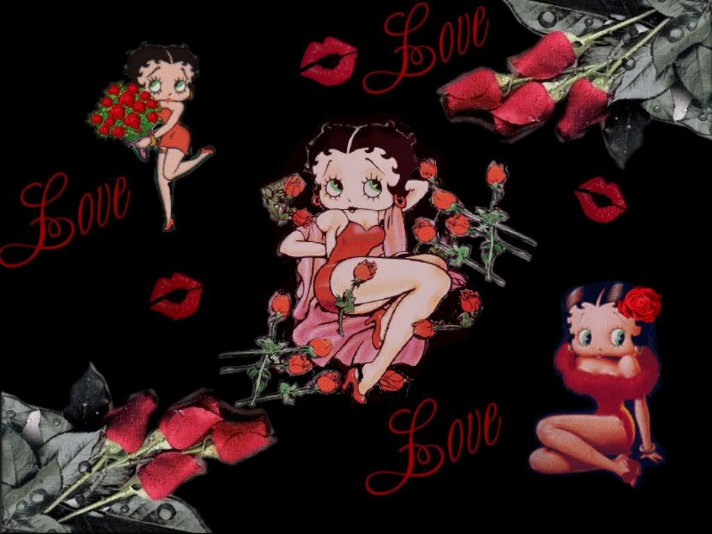 Free Download Betty Boop Background Betty Boop Wallpaper For