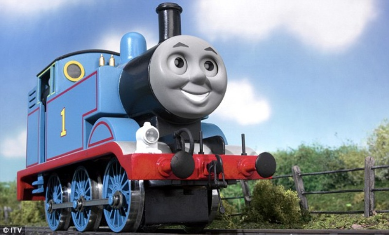 Excitement N Net Thomas the Tank Engine   Wallpapers 800x484