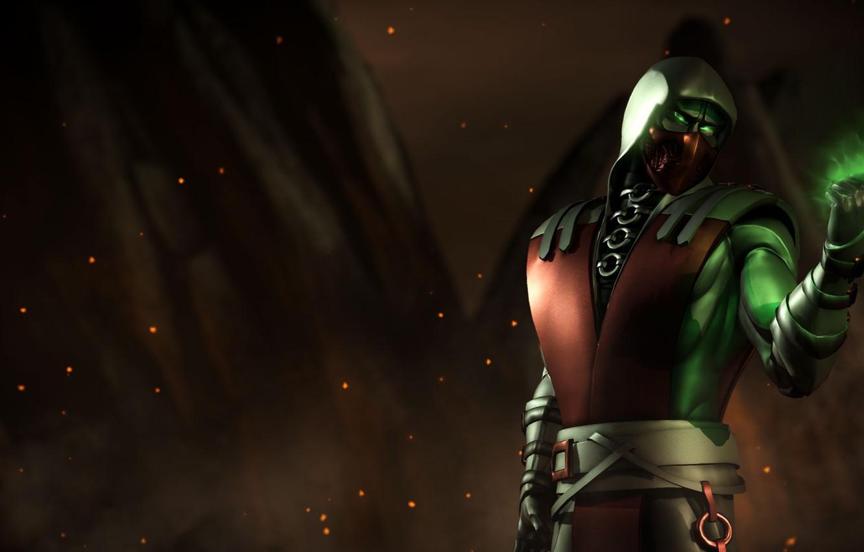 Wallpaper suit crimson Ermac MKX Emek Mortal Kombat X Mortal 1332x850