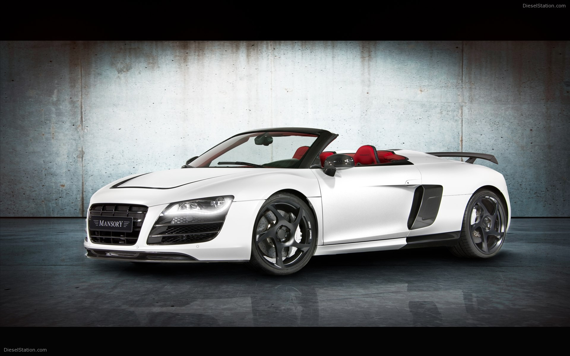Mansory Audi R8 Spyder 2011 Widescreen Exotic Car Wallpapers 08 1920x1200