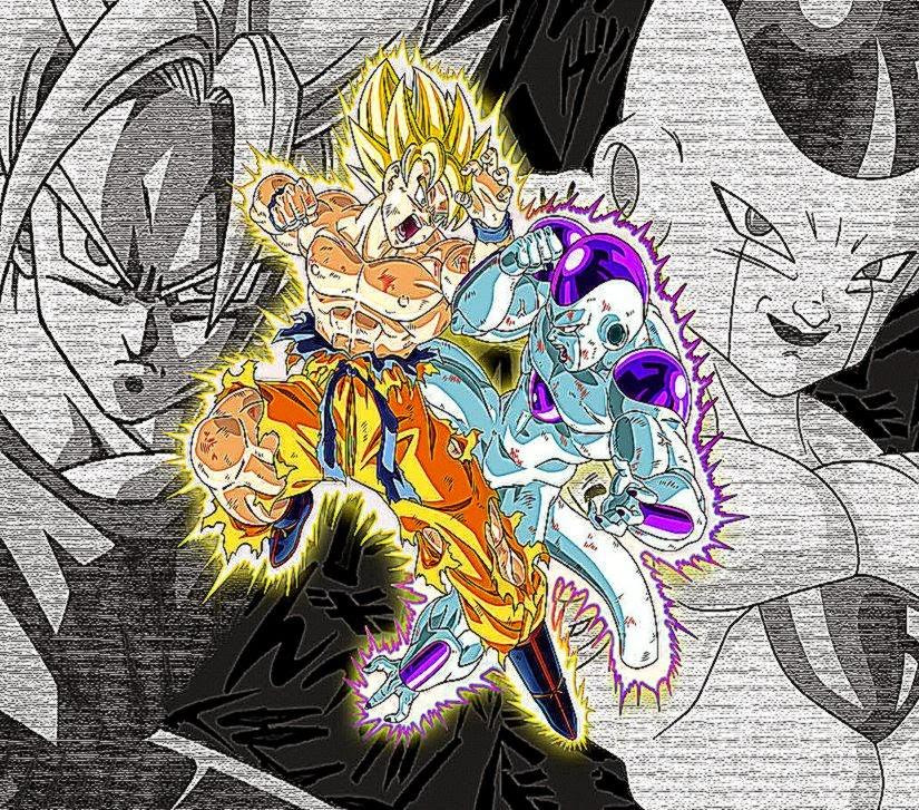Goku Wallpaper Hd: Frieza HD Wallpapers