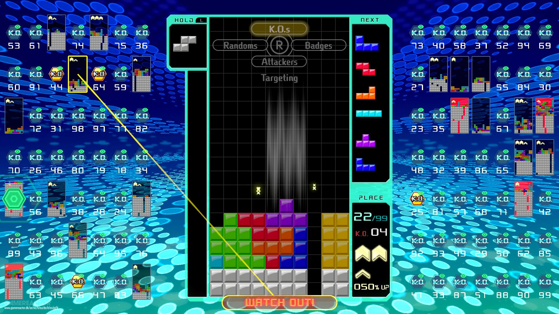 Pictures of Tetris 99 516 1920x1080