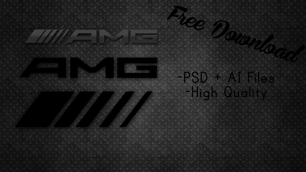 AMG Logo Template [High Quality Vector] by 1191x670