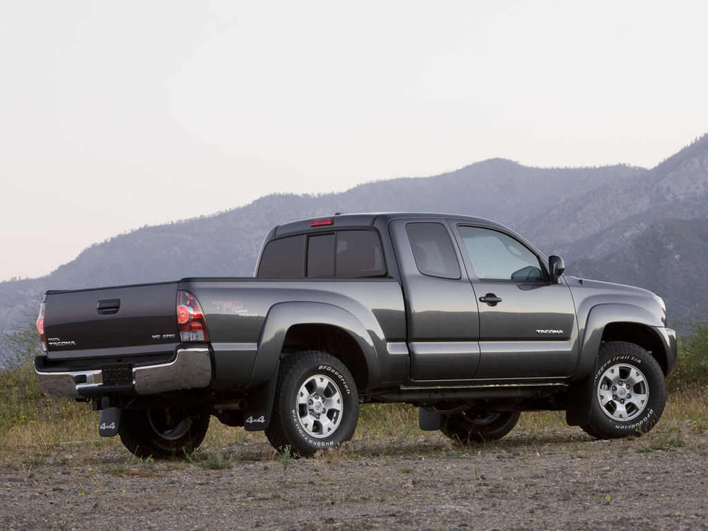 Toyota Tacoma Wallpapers High Quality Wallpapers 1024x768