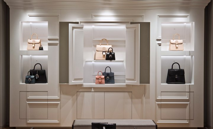 Delvauxs new global store concept is set to give the Belgian heritage 720x439