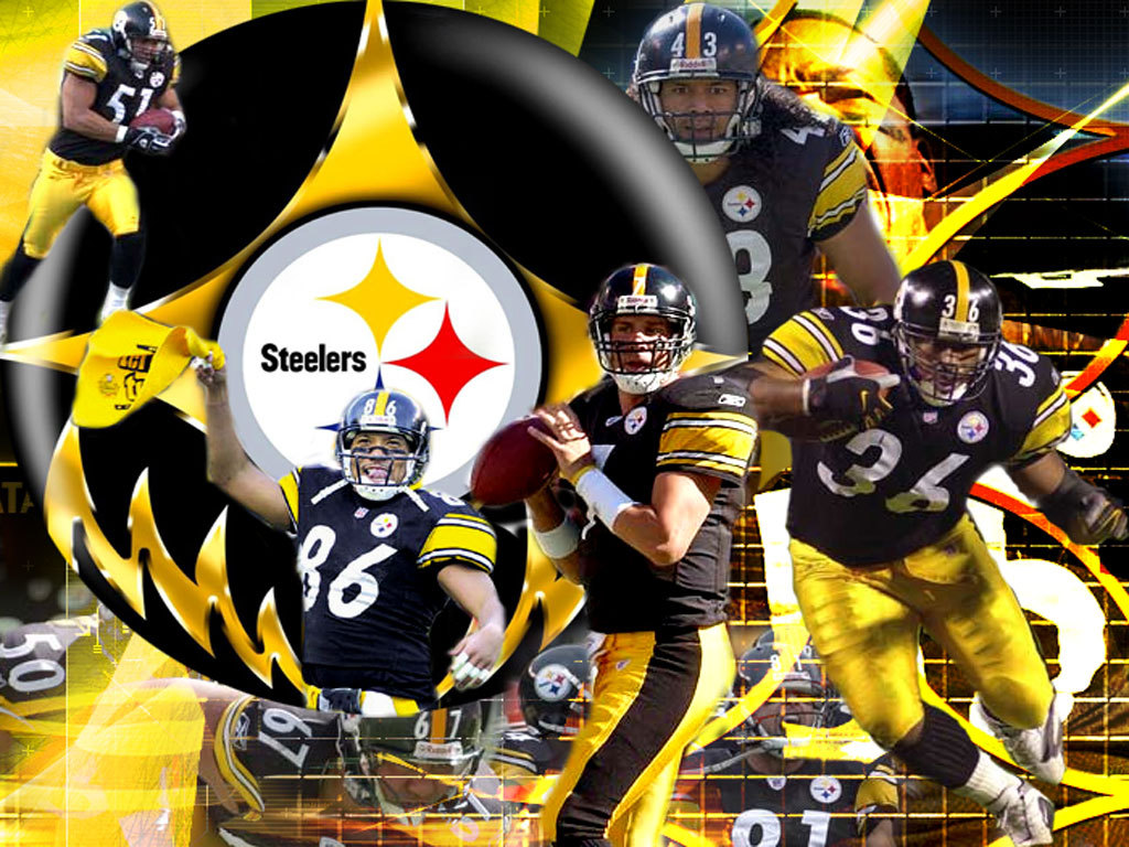 Steelers wallpaper background Pittsburgh Steelers wallpapers 1024x768