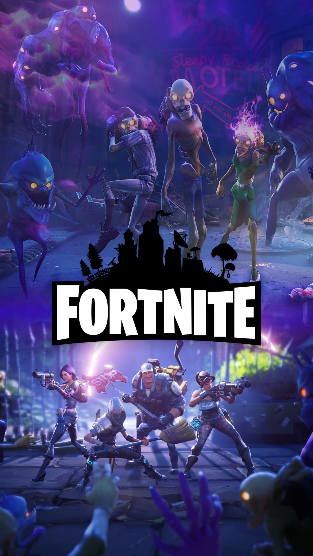 Fortnite Android Wallpaper   2020 Android Wallpapers 1080x1920