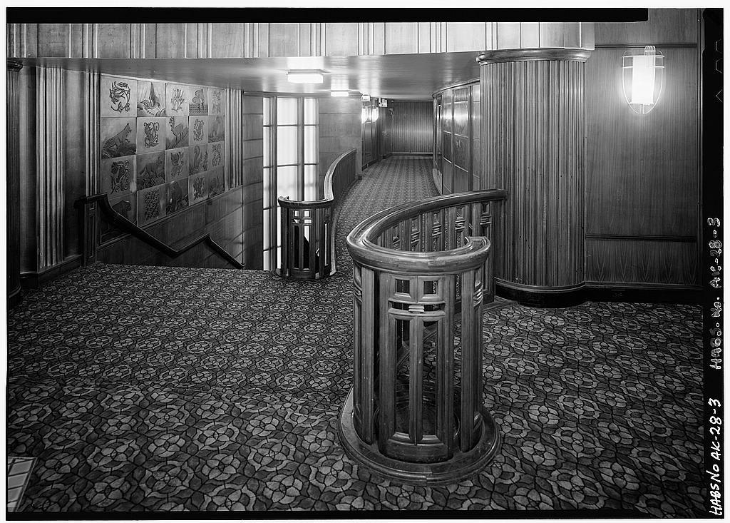 Balcony Lobby Fourth Avenue Theater Anchorage 1024x733