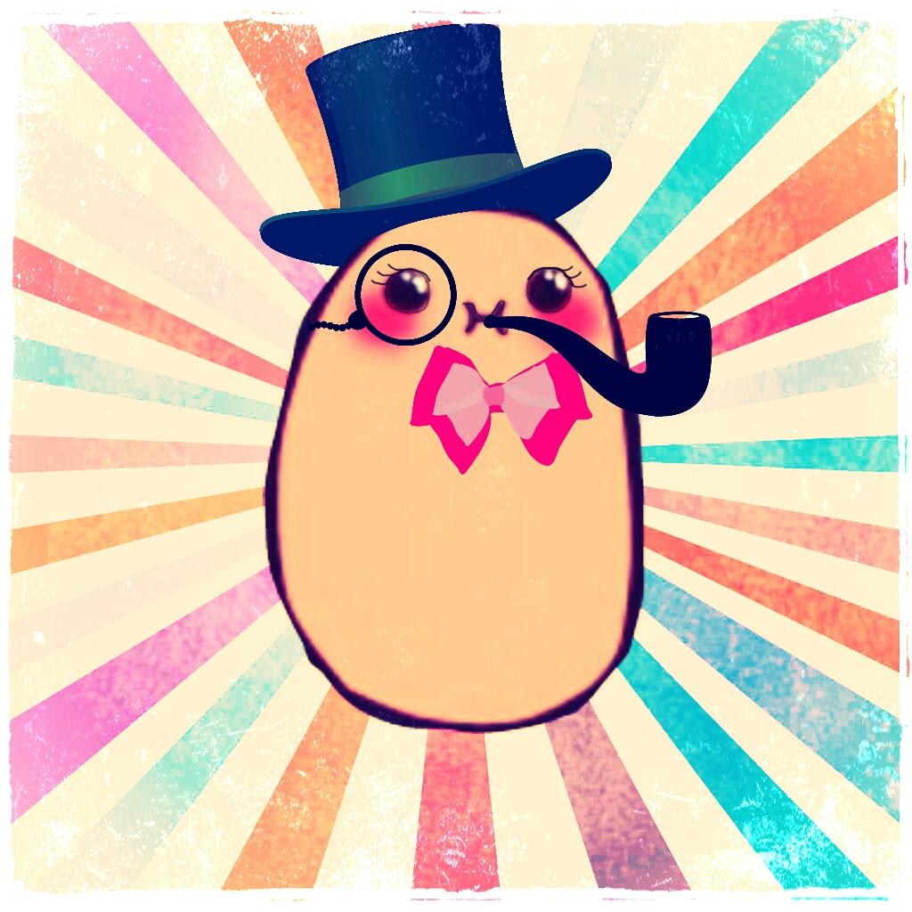 Kawaii Potato Related Keywords amp Suggestions   Kawaii 1024x1024
