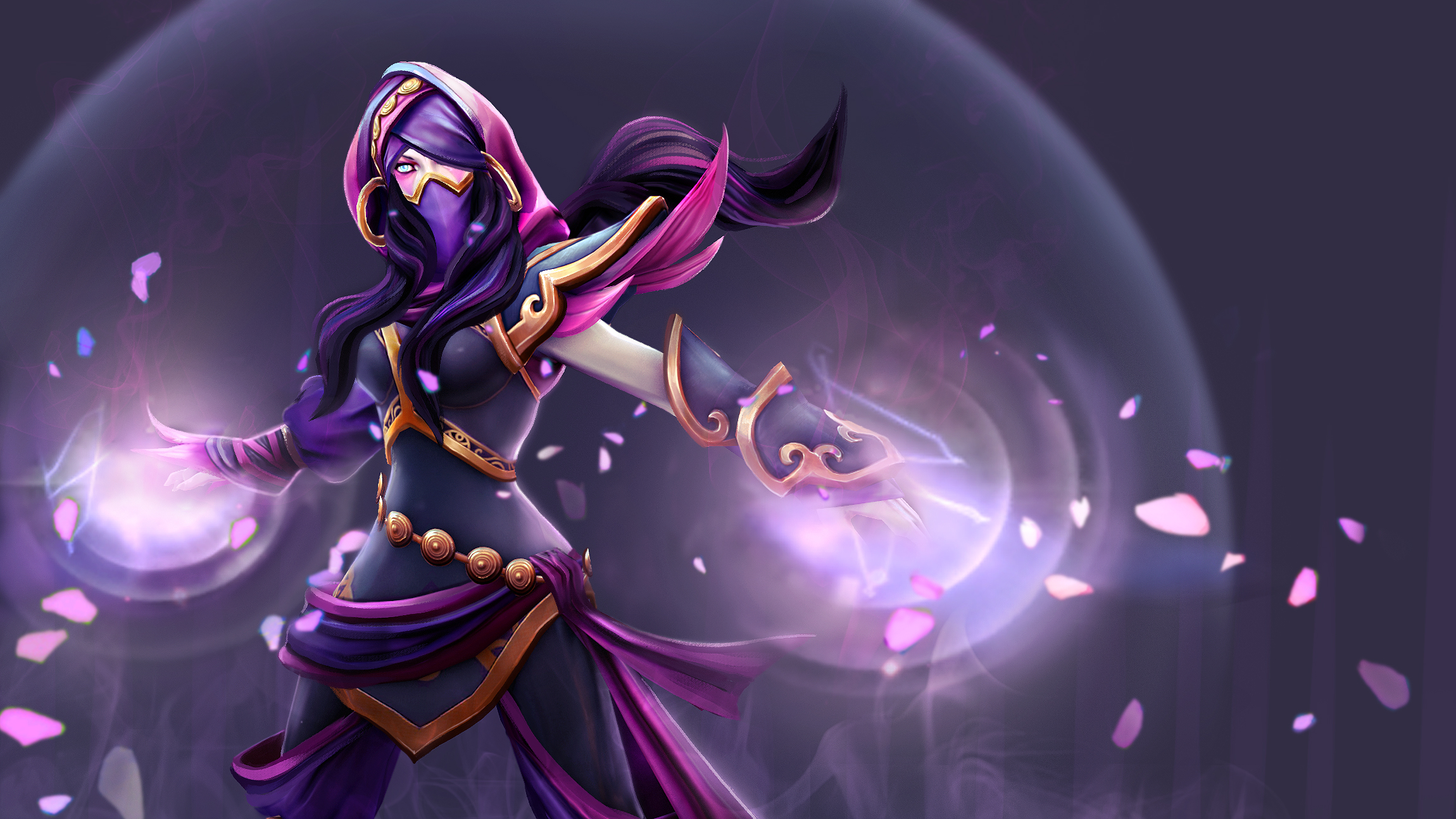 Dota 2 Templar Assassin Wallpaper - WallpaperSafari