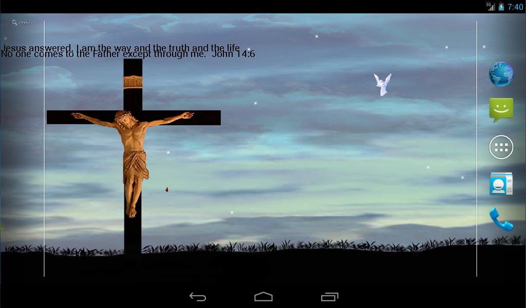 jesus on cross live wallpaper Android Apps auf Google Play 1024x600