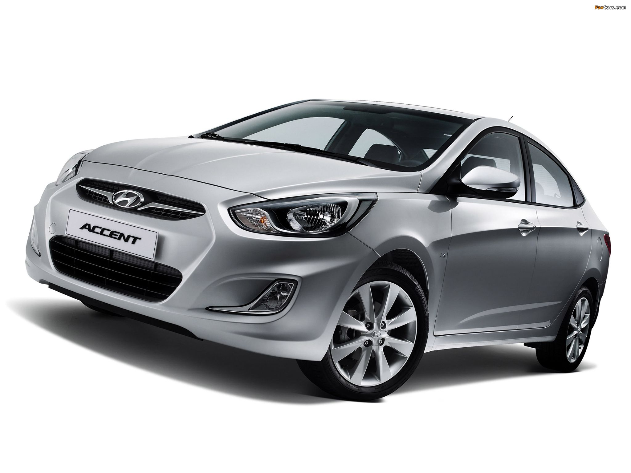 Hyundai Accent Wallpapers Wallpaper Hyundai accent Car 2048x1536