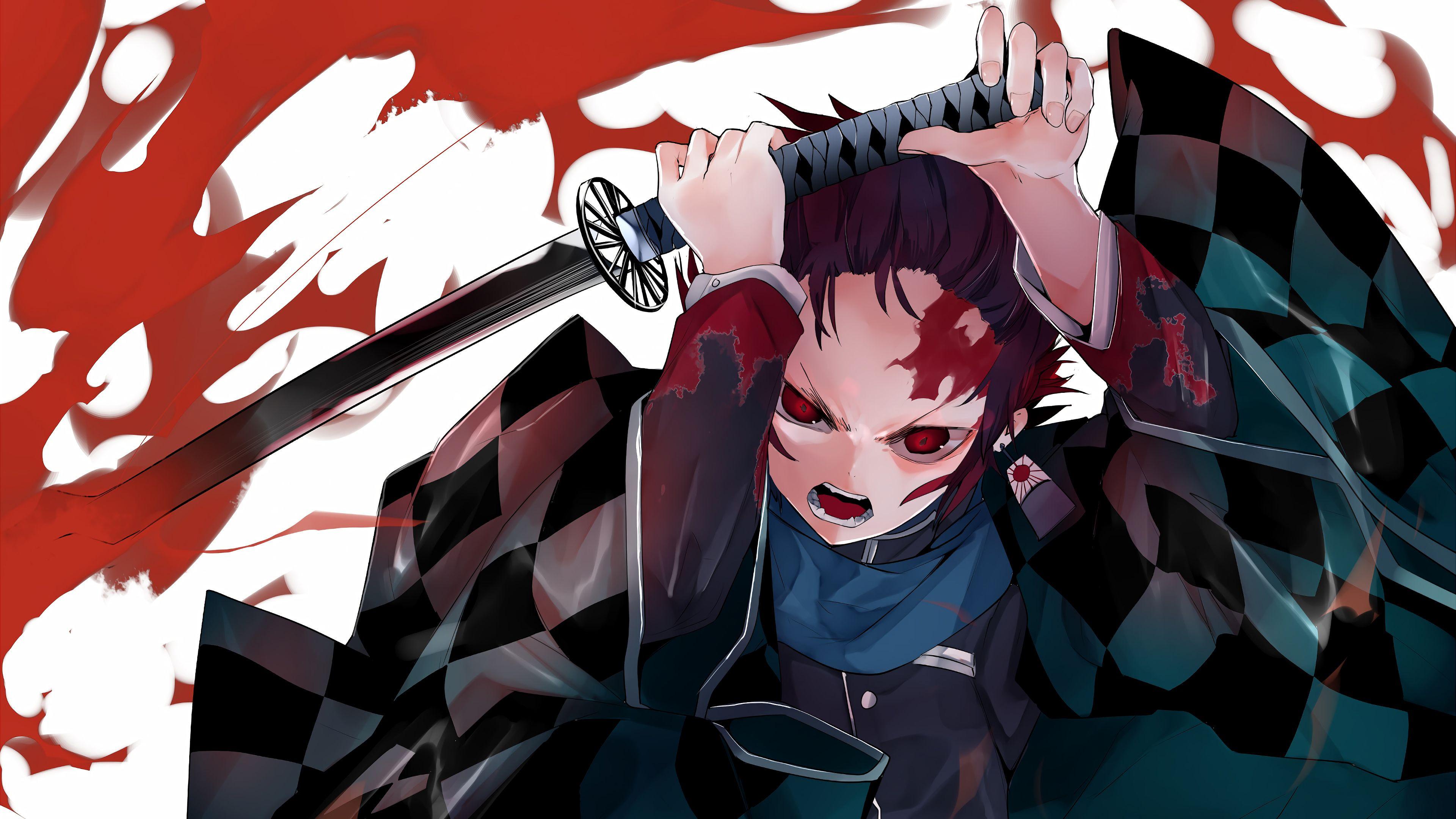 Kimetsu Yaiba Wallpapers   Top Kimetsu Yaiba Backgrounds 3840x2160