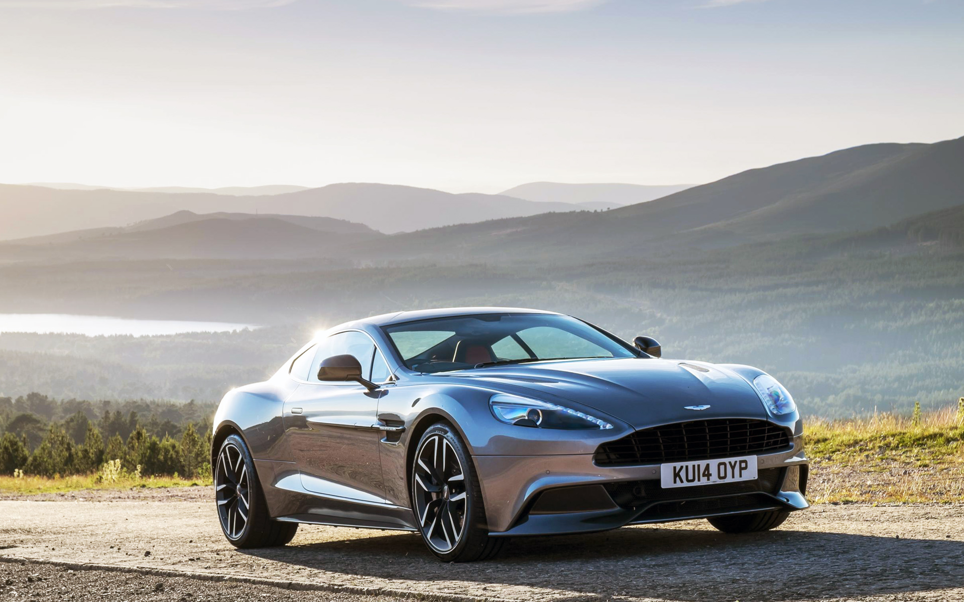 2015 Aston Martin Vanquish Wallpaper HD Car Wallpapers 1920x1200