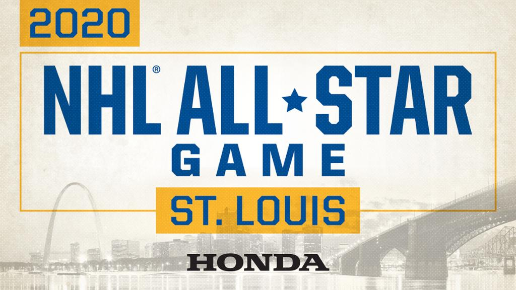 St Louis to host 2020 Honda NHL All Star Weekend 1024x576