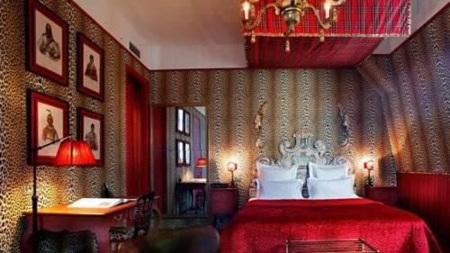cheetah print bedroom wallpaper Home Designs Wallpapers 500x281