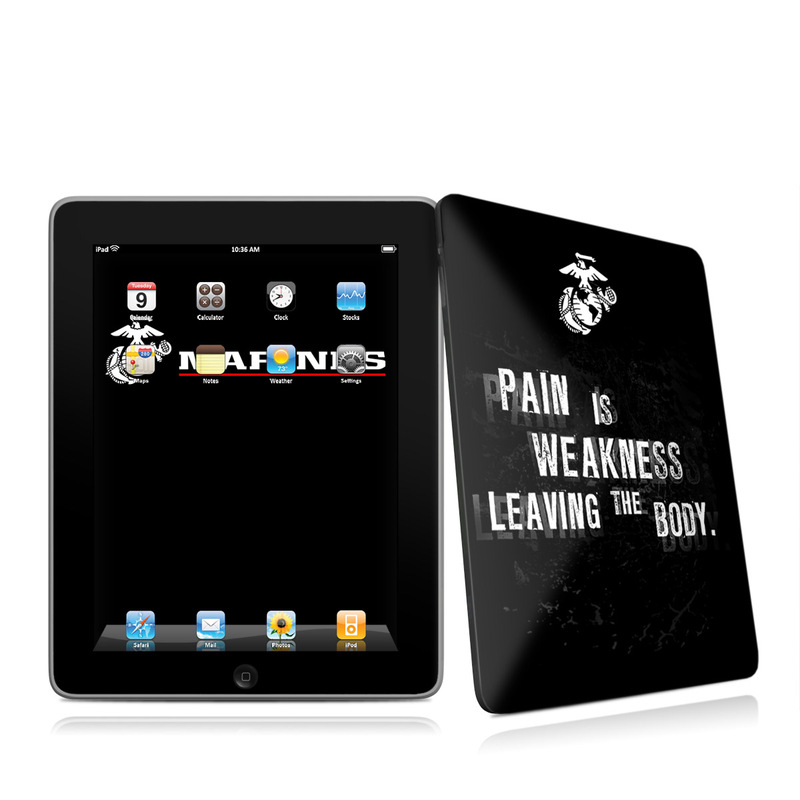 Tablet Apple iPad iPad 2010 1st Gen Pain Apple iPad 1st Gen Skin 800x800