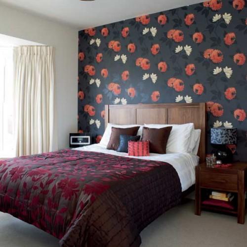 Contoh Wallpaper dinding minimalis elegan 500x500