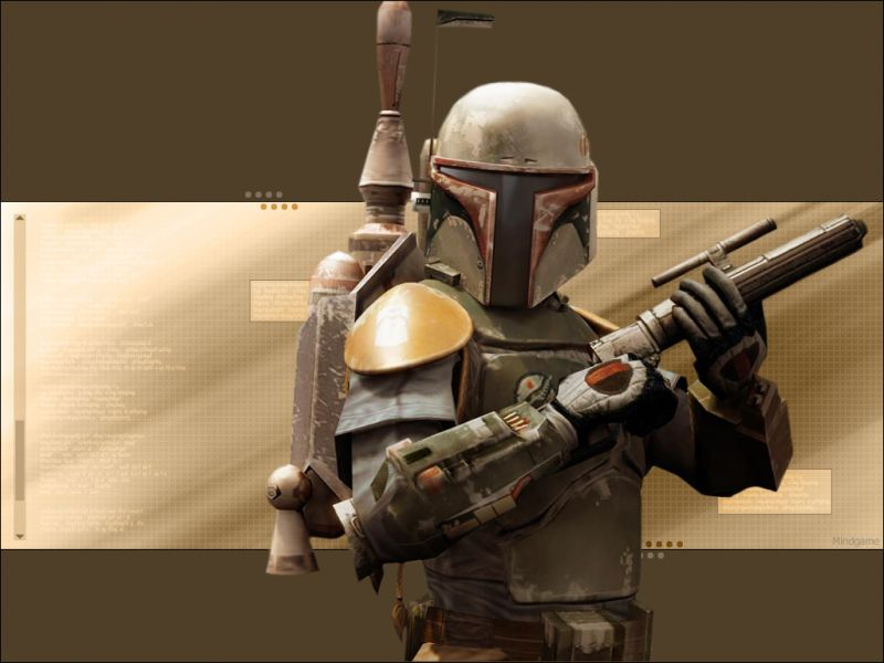 Star Wars Boba Fett Wallpaper 800x600