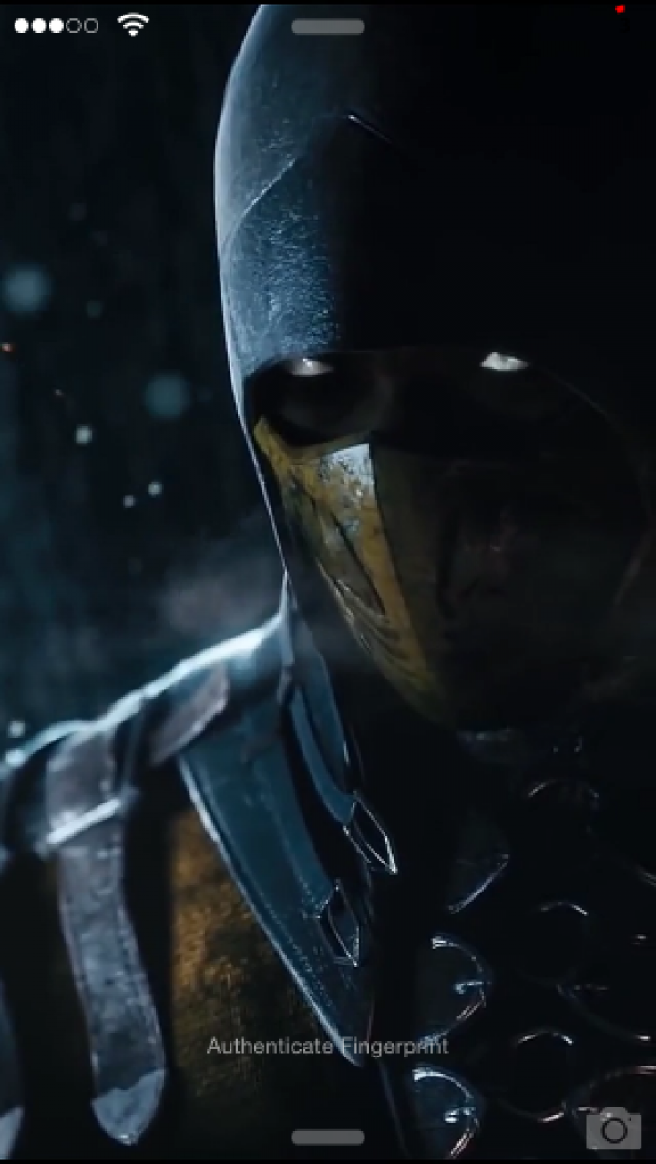 Mortal Kombat X Video Wallpaper HD 720x1278