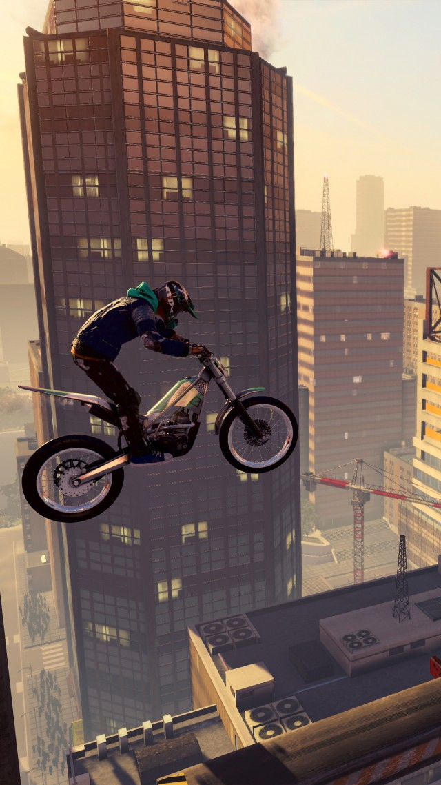Wallpaper Trials Rising E3 2018 screenshot 4K Games 19111 640x1138