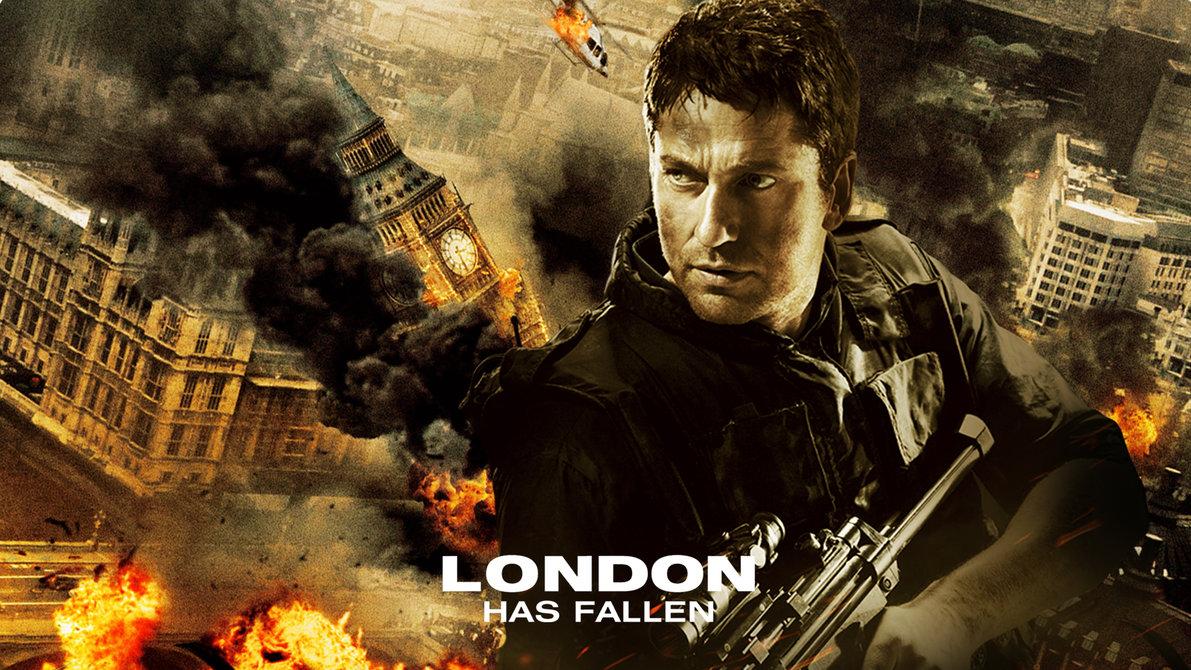 London Has Fallen Wallpaper 1920x1080 by sachso74 1191x670