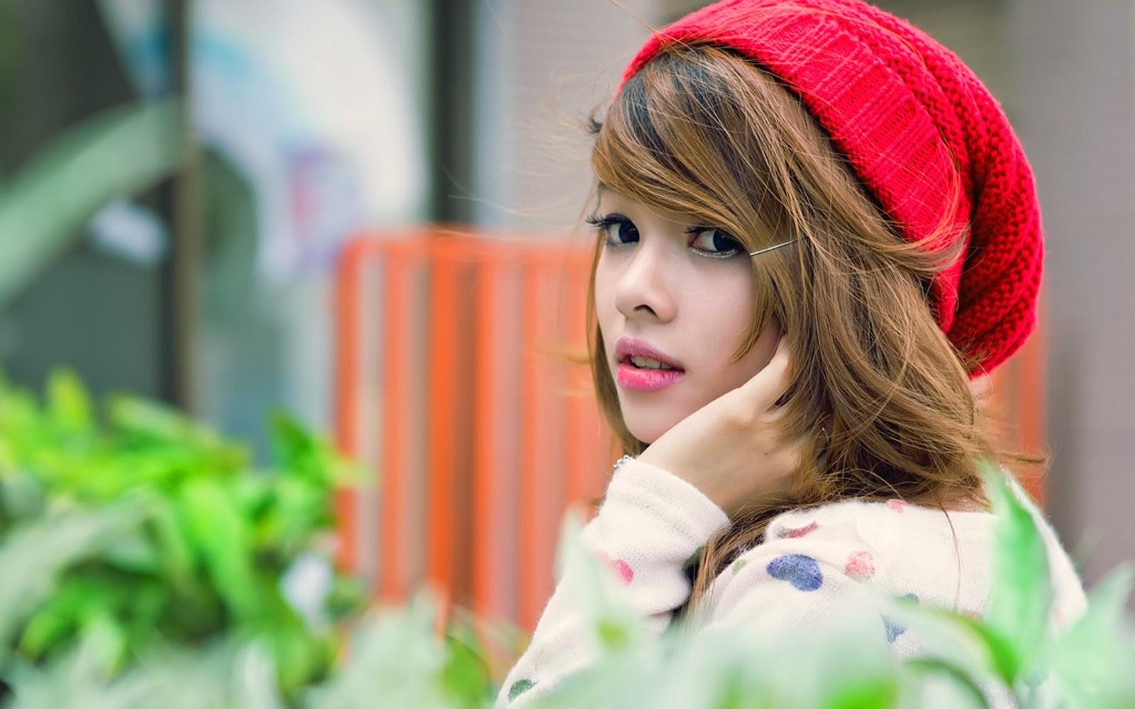 Asian desktop wallpaper wallpapersafari for Teenage girl wallpapers