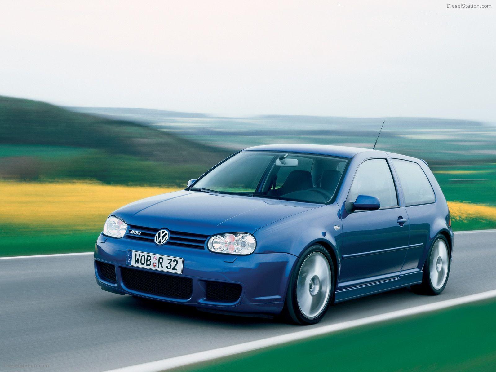 Home Volkswagen Volkswagen Golf IV R32 1600x1200