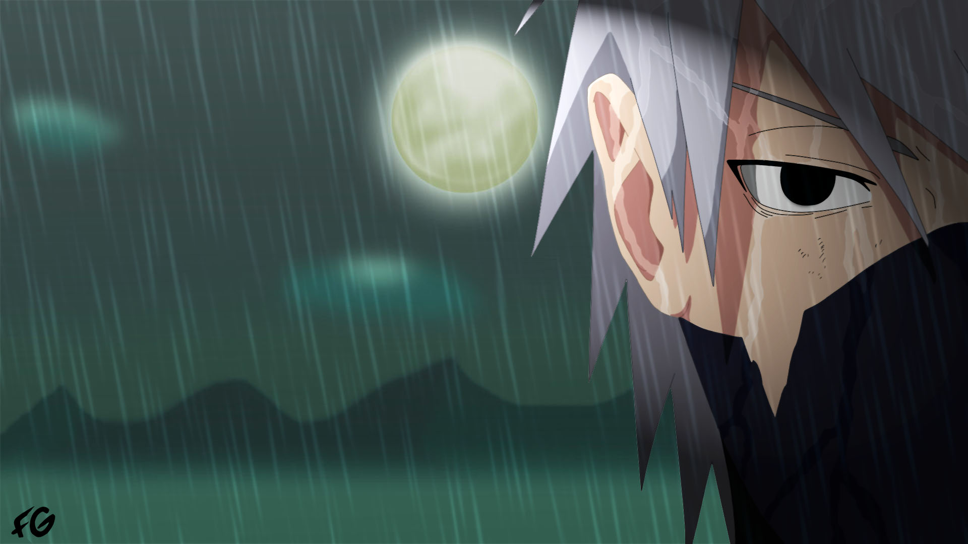 Kakashi hatake wallpapers wallpapersafari - Kakashi sensei wallpaper ...