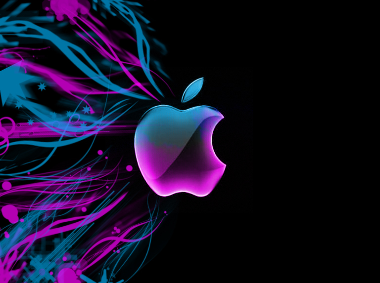 Cool Apple Mac wallpaper by MacStylaXD 768x573