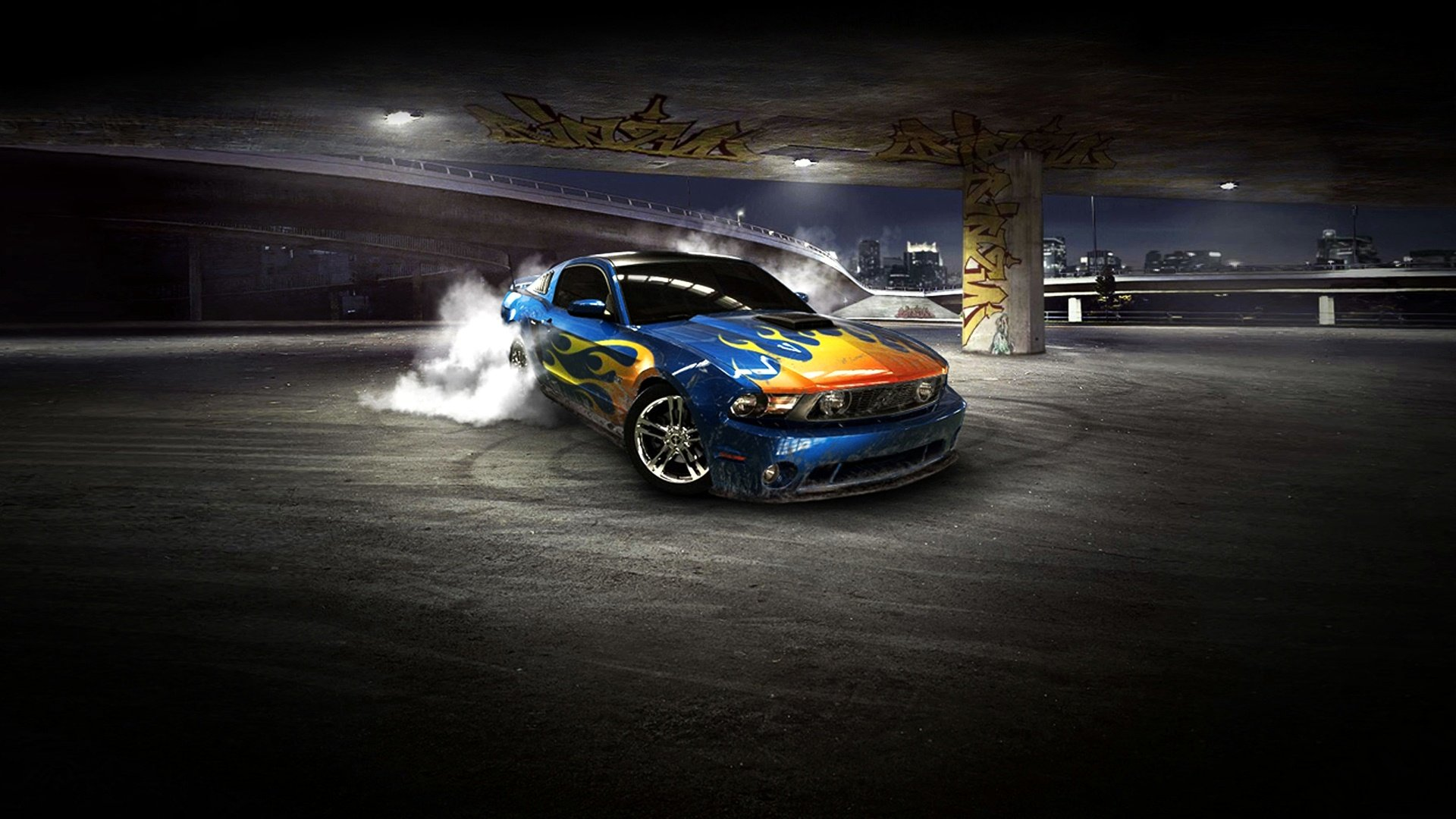 Los Angeles Drifting Wallpapers HD Wallpapers 1920x1080