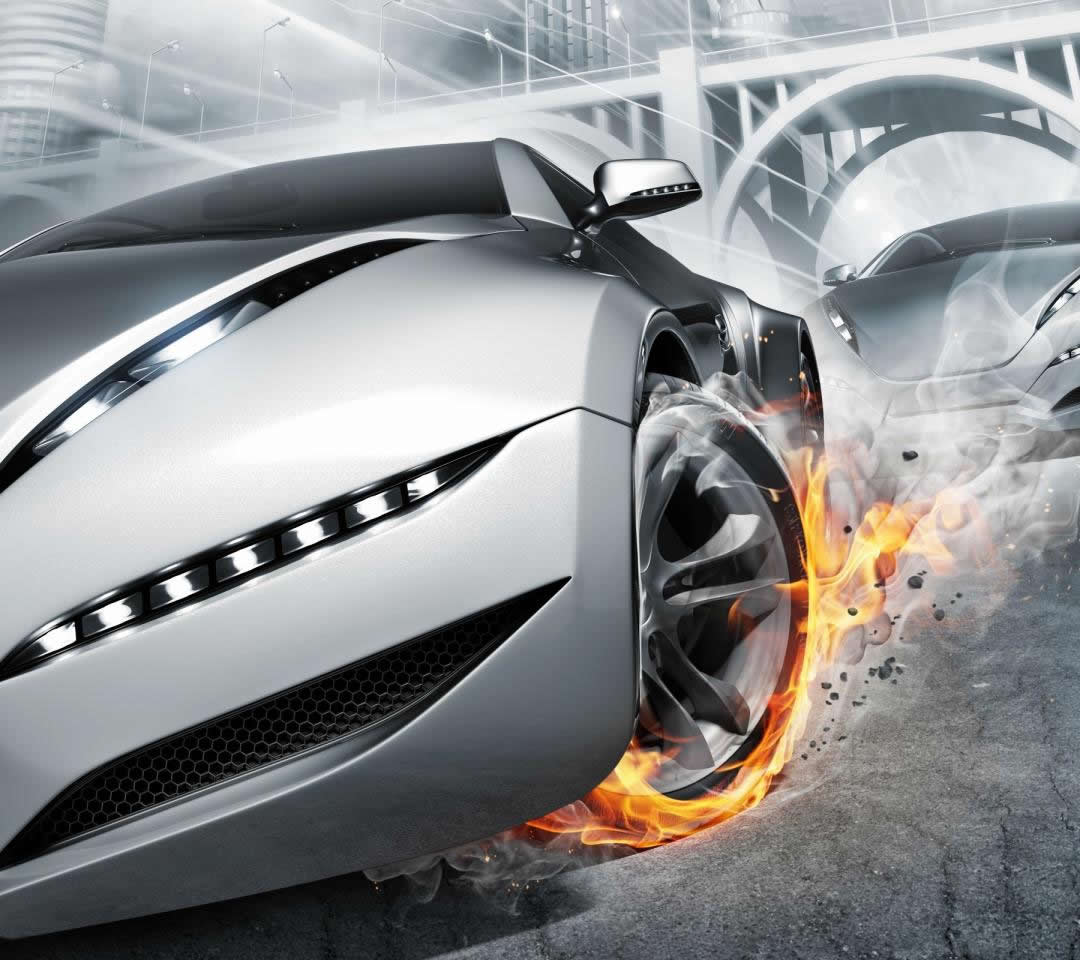3d Cars Hd Wallpapers: Free Download Ultra Modern Car Wallpaper For Android