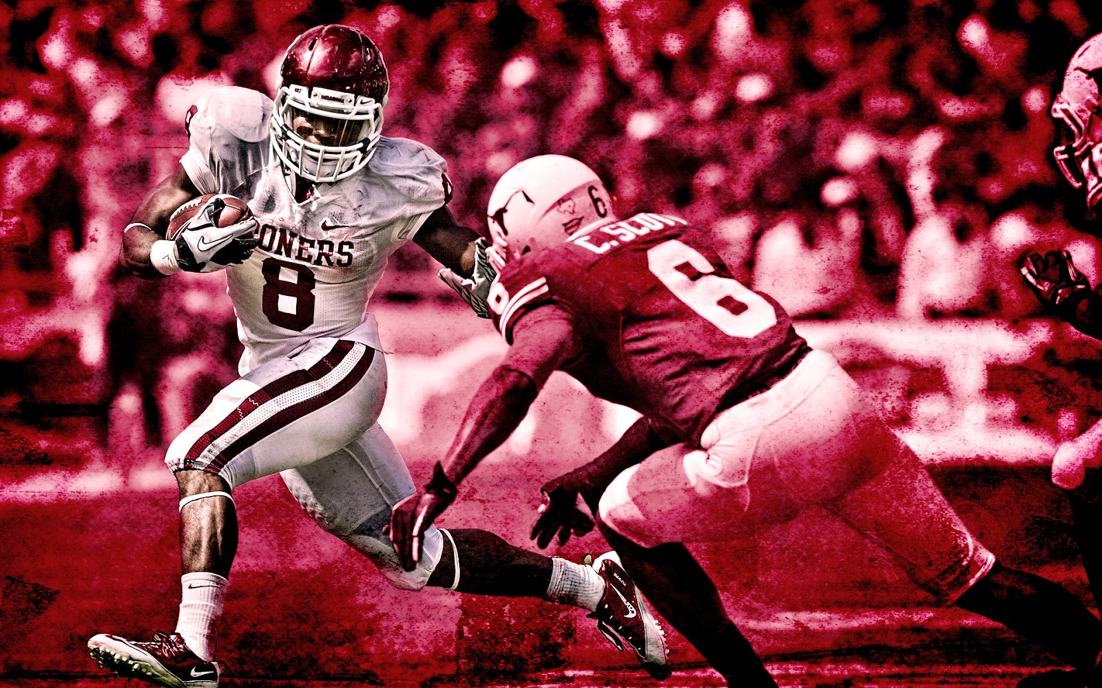 Oklahoma Sooners Wallpaper Relay Wallpaper 1600x1000