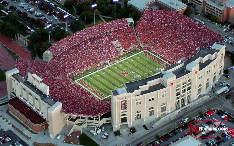 Memorial Stadium   Home of the Greatest Fans in College Football 800x500