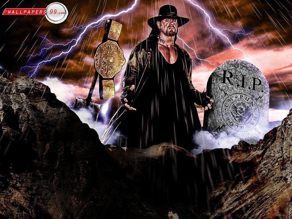 Undertaker Wallpaper Picture Image 1024x768 15262