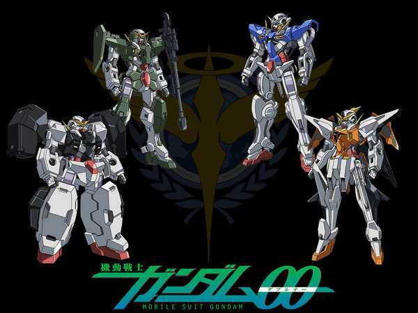 Gundam00 wallpaper by Naomier 600x450