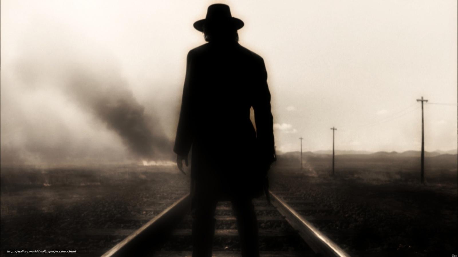 Download wallpaper Hell on Wheels, series, railroad, Cowboy free ...