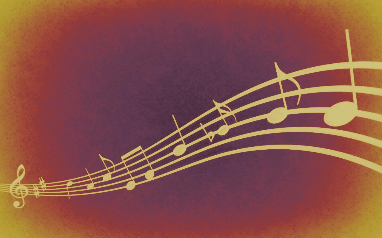 Download Music Notes Wallpaper 1280x800 Wallpoper 384232 1280x800