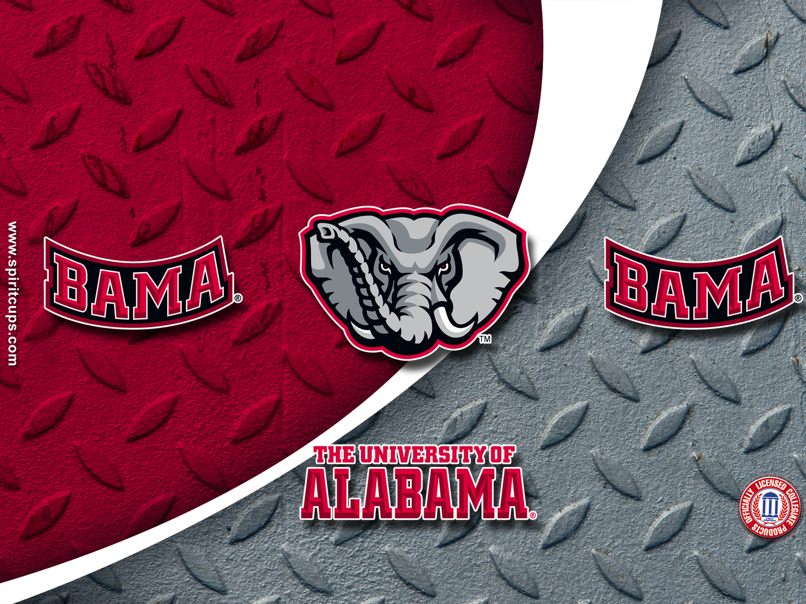 University of Alabama Wallpaper BRAX Fundraising 1600x1200