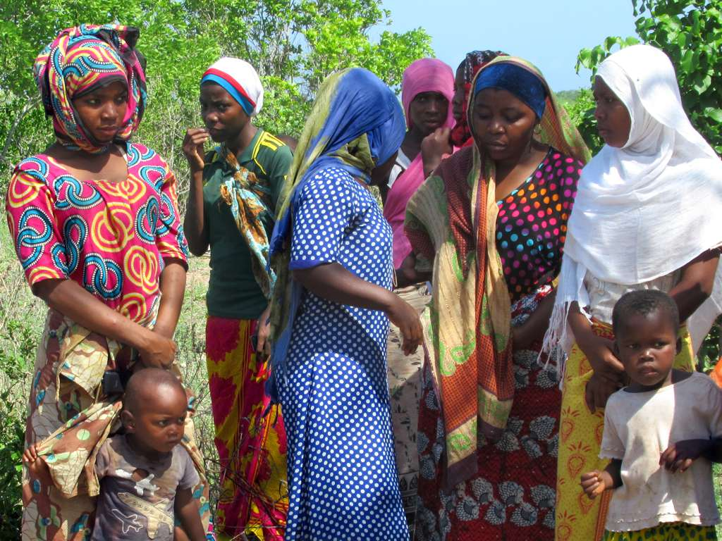 Kilwa Kisiwani Women The women of Kilwa Kisiwani Island T Flickr 1024x768
