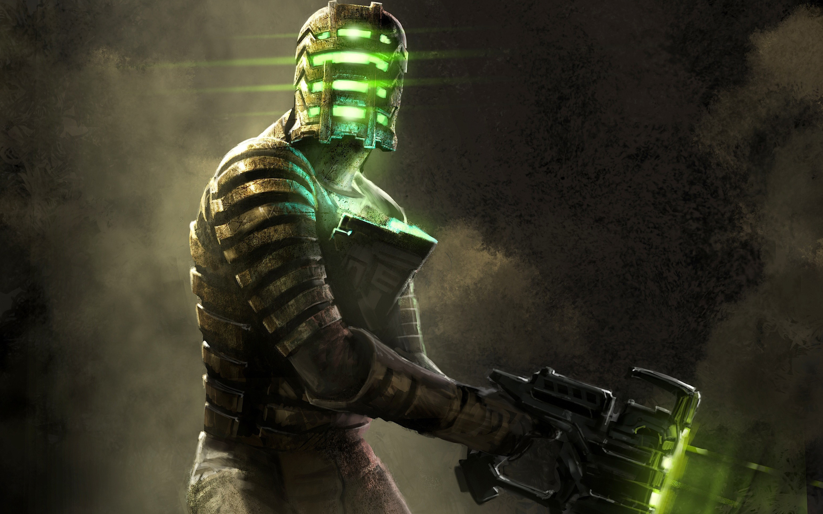 Dead Space Art Work Wallpapers HD Wallpapers 2880x1800