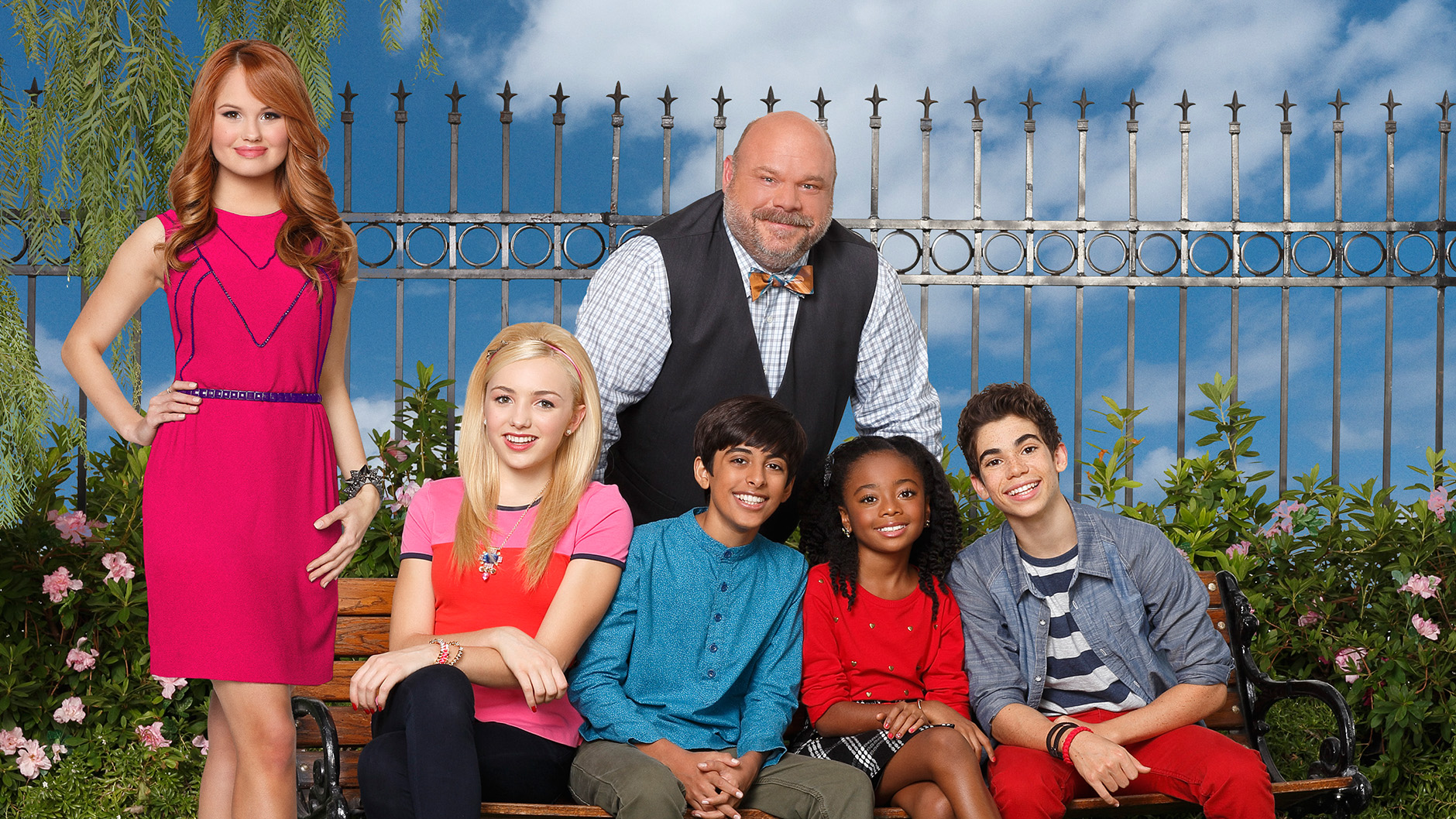 Jessie Disney Channel UK Disney UK 1880x1058