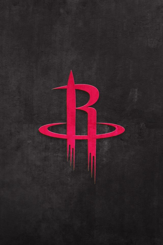 Houston Rockets NBA IPHONE WALLPAPER Pinterest Houston Rockets 640x960