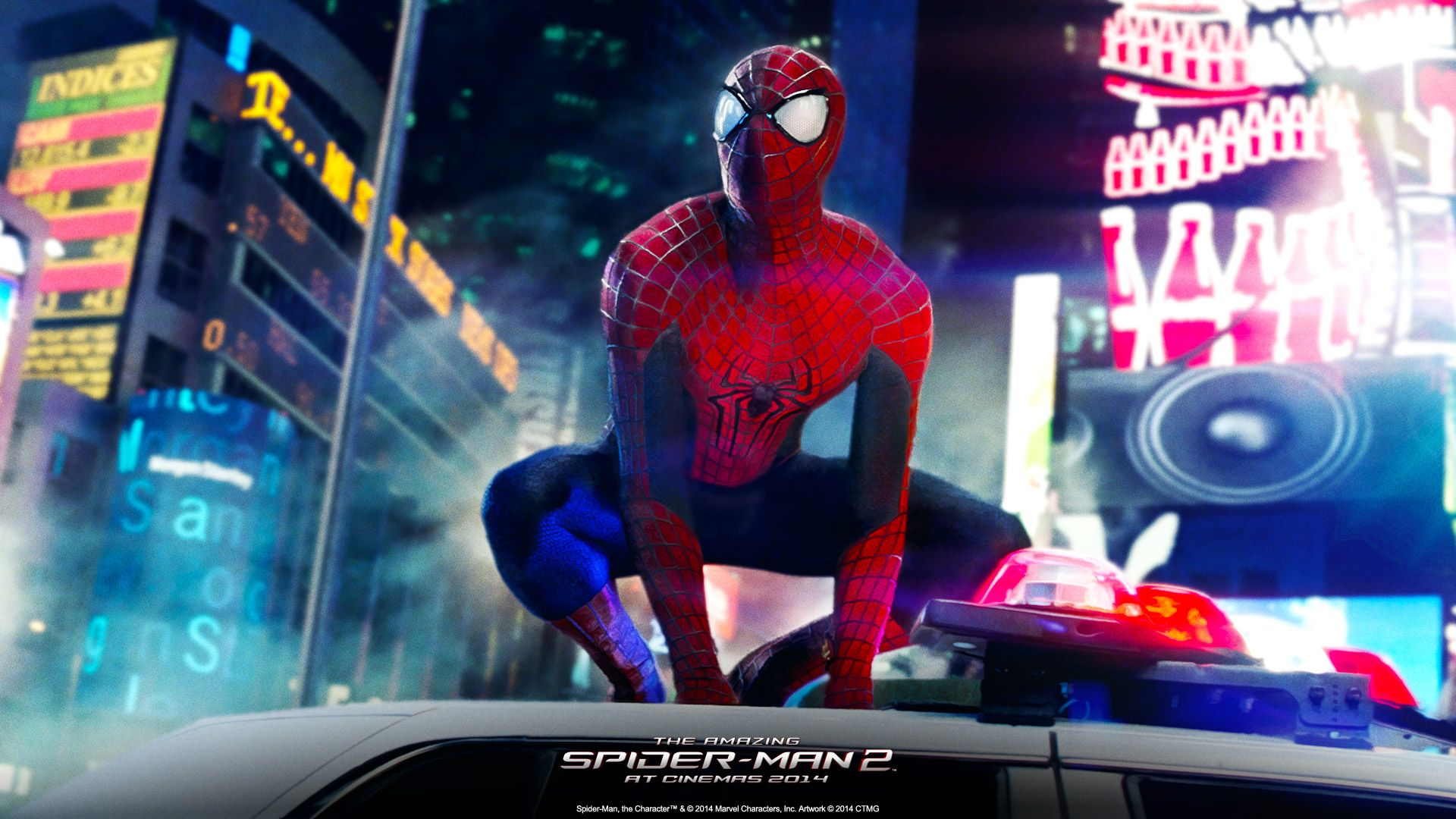 Free Download The Amazing Spider Man 2 Wallpaper Live Hd
