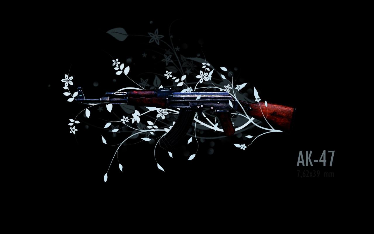 AK 47 wallpaper Joskka 1280x800